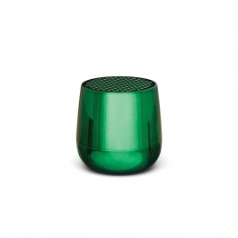 Портативні колонки MINO+ CHROME (зелений)